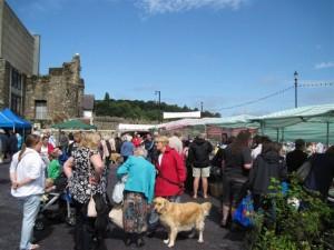 Farmers' Market - Conwy Quay