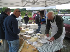 Farmers' Market - Conwy RSPB Reserve